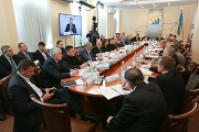Meeting of Board of the Federation of Employers of Ukraine