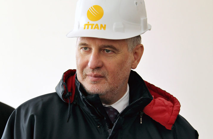The Sooner We Create Vertically Integrated Titanium Holding The Better It Will Be For Ukraine, Says Dmitry Firtash