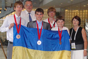 Ukraine's Team Boasts Its Best-Ever Score At The 43rd International Chemistry Olympiad In Turkey