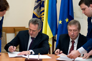 Group DF And Kiev Polytechnic Institute Agree To Cooperate