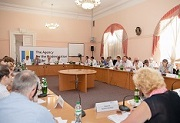 The AMU Holds Consultations With Civil Society In Ukraine