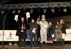 FIRTASH Foundation Awarded Winners of Malanka Fest 2016