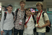 Dmitry Firtash Endows Special Prize for Ukrainian Prize Winners of International Chemistry Olympiads