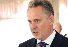 "Dmitry Firtash: ""We Have to Engage Science in new Technologies Development"""