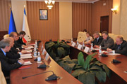 City Of Armiansk To Receive Over 200 Hryvnias Million Worth of Assistance