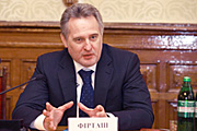 Dmitry Firtash: Big Business Interested In Small and Medium Enterprise Development