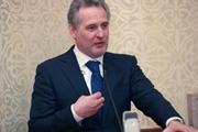Dmitry Firtash Initiates Establishment of Fund For Support to Young Entrepreneurs' Projects