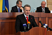 Dmitry Firtash urges business community to invest in social infrastructure of their communities