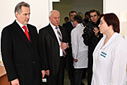 Dmitry Firtash To Donate 9 Million UAH For Ukraine's First Free Pediatric Nervous System Treatment Center In Cherkassy