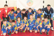 Young Futsal Players From Gorlovka Win International Tournament
