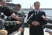 Capacity of Nikolaev Seaport Nika-Tera May Be Raised Five-Fold, Says Dmitry Firtash