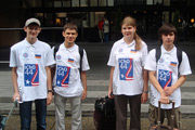 Ukrainian High School Students Depart for International Chemistry Olympiad