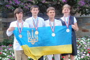 Ukrainian Team Wins Prizes at International Chemistry Olympiad