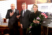 Dmitry and Lada Firtash Donate 8 Million UAH To Refurbish Chernivtsi National University