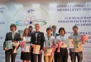 Ukrainian Pupils Overmastered International Mendeleev Olympiad