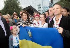 Over 110,000 Londoners attended the Days of Ukraine in the UK