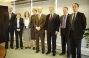 Delegation of Cambridge University and representatives of Group DF and FIRTASH Foundation