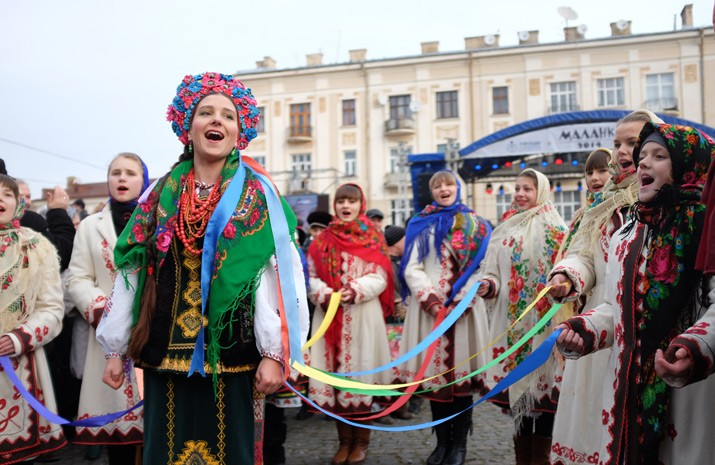 For centuries, celebration has preserved the character of a national festivals